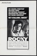 "Movie Posters:Academy Award Winners, Rocky & Other Lot (United Artists, 1977). Uncut Pressbook (12Pages, 11"" X 17"") & Programs (2) (8.5"" X 11"" & 11"" X 14"").Ac... (Total: 3 Items)"