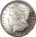 Proof Morgan Dollars, 1896 $1 PR68 ★ Ultra Cameo NGC....