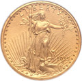 Proof Saint-Gaudens Double Eagles, 1915 $20 PR65 NGC....