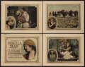 """Movie Posters:Drama, The Virgin of Stamboul (Universal, 1920). Title Lobby Card and Lobby Cards (3) (11"""" X 14""""). Drama.. ... (Total: 4 Items)"""