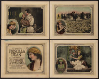 """The Virgin of Stamboul (Universal, 1920). Title Lobby Card and Lobby Cards (3) (11"""" X 14""""). Drama. ... (Total:..."""