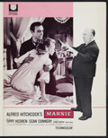 """Movie Posters:Hitchcock, Marnie (Universal, 1964). Program (4 Pages, 9.5"""" X 12.5"""").Hitchcock.. ..."""