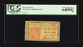 Colonial Notes:New Jersey, New Jersey March 25, 1776 3s PCGS Very Choice New 64PPQ.. ...