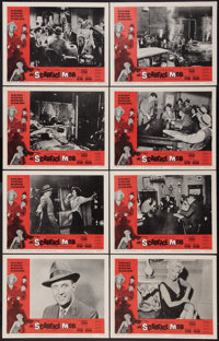 """The Scarface Mob (Desilu, 1962). Lobby Card Set of 8 (11"""" X 14""""). Crime. ... (Total: 8 Items)"""