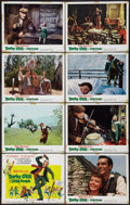 "Movie Posters:Fantasy, Darby O'Gill and the Little People (Buena Vista, 1959). Lobby Card Set of 8 (11"" X 14""). Fantasy.. ... (Total: 8 Items)"