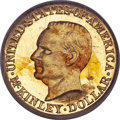Proof Commemorative Gold, 1916 G$1 McKinley PR63 Cameo PCGS. CAC....