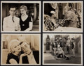 """Movie Posters:Miscellaneous, Buster Keaton Lot (MGM,1931-1932). Photos (4) (8"""" X 10""""). Miscellaneous.. ... (Total: 4 Items)"""