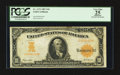 Large Size:Gold Certificates, Fr. 1172 $10 1907 Gold Certificate PCGS Apparent Very Fine 25.. ...