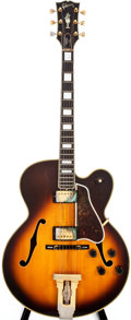 Musical Instruments:Electric Guitars, 1979 Gibson L-5CES Sunburst Archtop Electric Guitar, #70899055....