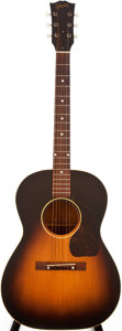 Musical Instruments:Acoustic Guitars, 1950 Gibson LG1 Sunburst Acoustic Guitar, #323010....