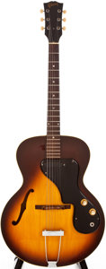 Musical Instruments:Electric Guitars, 1966 Gibson ES-120T Semi-Hollow Body Electric Guitar, #843144....