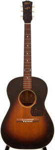 Musical Instruments:Acoustic Guitars, 1942 Gibson LG2 Sunburst Acoustic Guitar, #N/A....