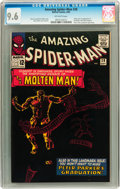 Silver Age (1956-1969):Superhero, The Amazing Spider-Man #28 (Marvel, 1965) CGC NM+ 9.6 Off-whitepages....