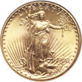 Saint-Gaudens Double Eagles, 1908-S $20 MS66 NGC. CAC....