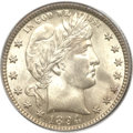 Barber Quarters, 1894-O 25C MS66 PCGS. CAC....