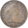 Early Half Dollars, 1797 50C Fine 15 PCGS. O-102, Low R.6....