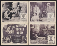 """Jack Armstrong, the All American Boy (Columbia, 1947). Lobby Cards (4) (11"""" X 14""""). Serial.... (Total: 4 Items..."""