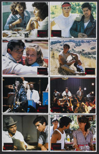 "La Bamba (Columbia, 1987). Lobby Card Set of 8 (11"" X 14""). Musical Biography. Starring Lou Diamond Phillips..."