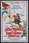 "Movie Posters:Animated, The Little Prince and The Eight-Headed Dragon (Columbia, 1964). One Sheet (27"" X 41""). Animated. Starring the voices of Tomo..."