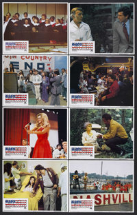 "Nashville (Paramount, 1975). Lobby Card Set of 8 (11"" X 14""). Musical Drama. Starring Ronee Blakley, Keith Car..."