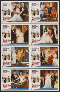 "The Pleasure of His Company (Paramount, 1961). Lobby Card Set of 8 (11"" X 14""). Comedy. Starring Fred Astaire..."