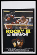 "Movie Posters:Sports, Rocky II (United Artists, 1979). Belgian (14"" X 22""). Sports Drama. Starring Sylvester Stallone, Talia Shire, Burt Young, Ca..."