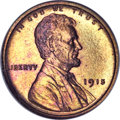 Proof Lincoln Cents, 1915 1C PR66 Brown NGC. CAC....