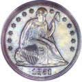 Patterns, 1851 DT$1 Dollar, Judd-132 Restrike, Pollock-159, Low R.7, PR63Brown PCGS. CAC....