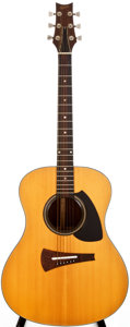 Musical Instruments:Acoustic Guitars, 1976 Gibson MK-72 Natural Acoustic Guitar, #00219792....