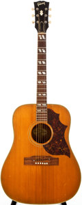 Musical Instruments:Acoustic Guitars, 1969 Gibson Country Western Natural Acoustic Guitar, #867017....