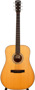 Musical Instruments:Acoustic Guitars, Recent Larrivee D-05E Natural Acoustic Electric Guitar, #23099....