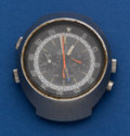 Timepieces:Wristwatch, Omega Flightmaster Wristwatch For Restoration . ...