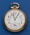 Timepieces:Pocket (post 1900), Waltham 23 Jewel Vanguard . ...