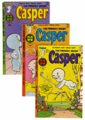 Bronze Age (1970-1979):Cartoon Character, Friendly Ghost Casper File Copy Group (Harvey, 1978-85) Condition:NM-.... (Total: 81 Comic Books)