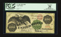 Large Size:Legal Tender Notes, Fr. 165a $100 1862 Legal Tender PCGS Apparent Very Fine 30.. ...