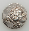 Ancients:Greek, Ancients: ISLANDS OFF THRACE. Thasos. Ca. 148-90/80 BC. ARtetradrachm (16.70 gm). ...