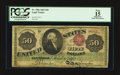 Large Size:Legal Tender Notes, Fr. 150a $50 1863 Legal Tender PCGS Apparent Fine 15.. ...