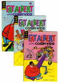 Bronze Age (1970-1979):Cartoon Character, Fat Albert File Copies Group (Gold Key, 1974-79) Condition: AverageVF+.... (Total: 24 Comic Books)