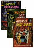 Bronze Age (1970-1979):Horror, Grimm's Ghost Stories File Copies Group (Gold Key, 1972-81)Condition: Average VF+.... (Total: 43 Comic Books)