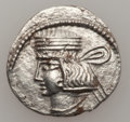 Ancients:Ancient Lots  , Ancients: THRACE, PARTHIA and BACTRIA: Lot of three coins (3). ... (Total: 3 coins)