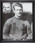 Football Collectibles:Photos, Bronko Nagurski Signed Photograph....