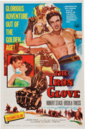 Memorabilia:Poster, The Iron Glove Movie Poster (Columbia Pictures, 1954)....