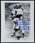 "Baseball Collectibles:Photos, Yogi Berra and Don Larsen ""Perfect Game"" Multi SignedPhotograph...."