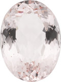Estate Jewelry:Unmounted Gemstones, Unmounted Morganite . ...