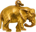 Estate Jewelry:Other , Gold Charm. ...