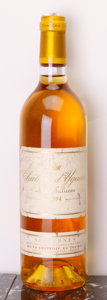 White Bordeaux, Chateau d'Yquem 1994 . Sauternes. hbsl. Bottle (1). ...(Total: 1 Btl. )