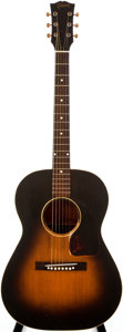 Musical Instruments:Acoustic Guitars, 1953 Gibson LG-1 Sunburst Acoustic Guitar, #Y384921....