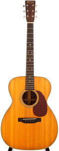 Musical Instruments:Acoustic Guitars, 1949 Martin 000-28 Acoustic Guitar, #109307....