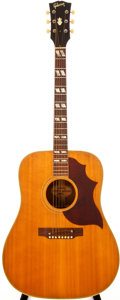 Musical Instruments:Acoustic Guitars, 1968 Gibson Country Western Natural Acoustic Guitar, #513827....