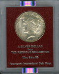 Redfield Dollars, 1927-S $1 Peace Dollar Paramount MS65 (MS62 NGC)....